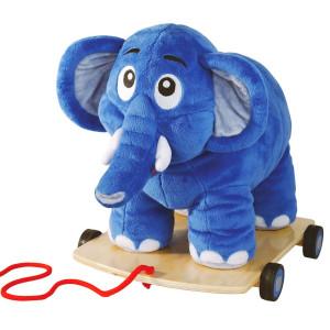 Bodil Elefant, Mellem