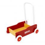Brio - Lære-gå-vogn, rød
