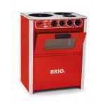 Brio - Komfur, rødt
