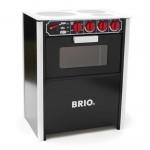 Brio - Komfur, sort