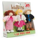 Budkins Dukkefamilie