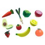 Frugt Og Grønt 24 stk.