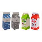 Sæt med mælkeprodukter, 4 dele