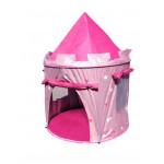 Pop-up telt pink