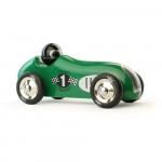 Grøn Racerbil