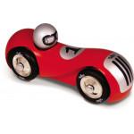 Rød Racerbil